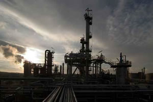gas oil production facility maintenance